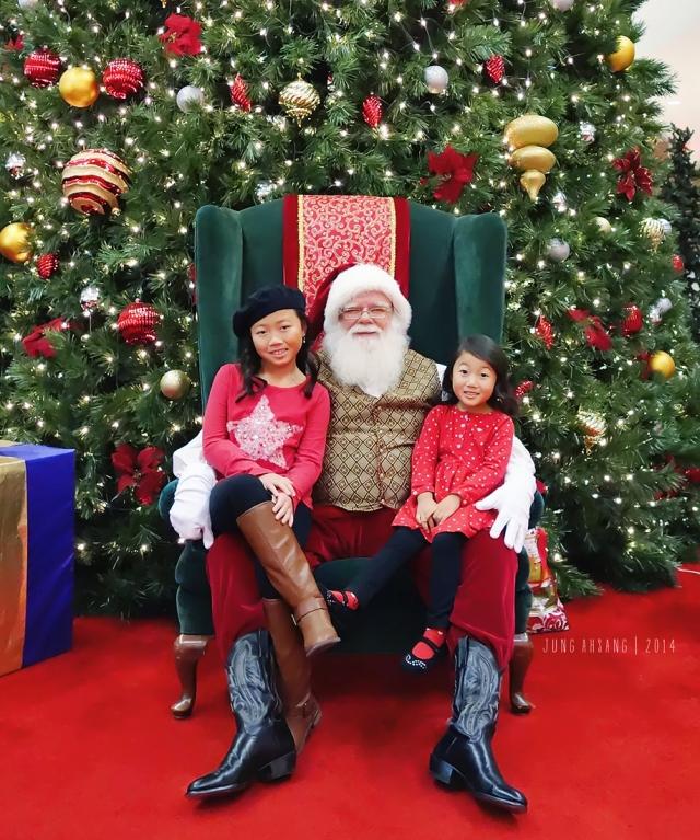 ahsang Christmas Santa