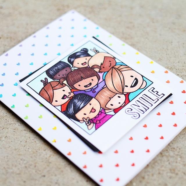 ahsang rainbow card 2