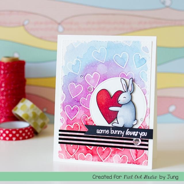 ahsang MOS bunny heart 1