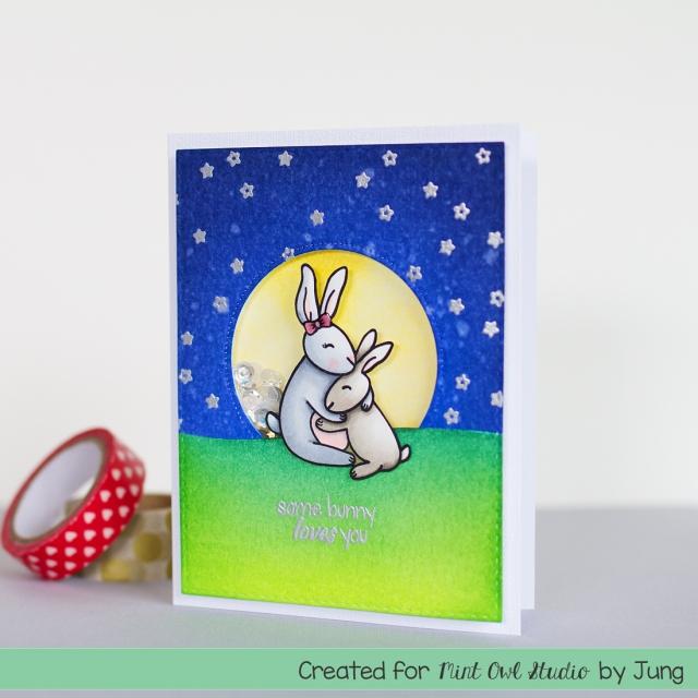 ahsang MOS bunny love 1