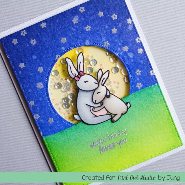 ahsang MOS bunny love 2