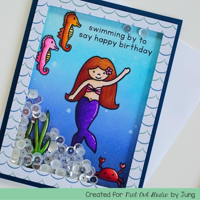 ahsang MOS mermaid 2