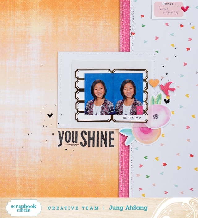 ahsang SC you SHINE 1