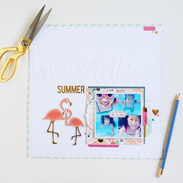 ahsang MME sweet summer 1