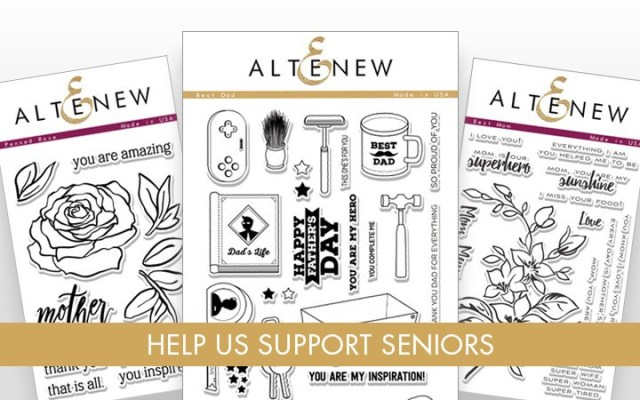 Altenew-Celebrating Parents Stamps