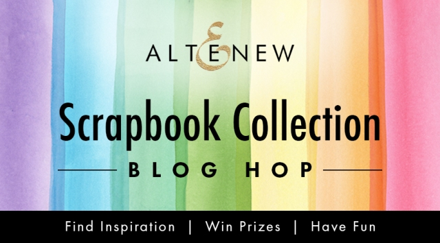 Altenew Blog Hop Graphic