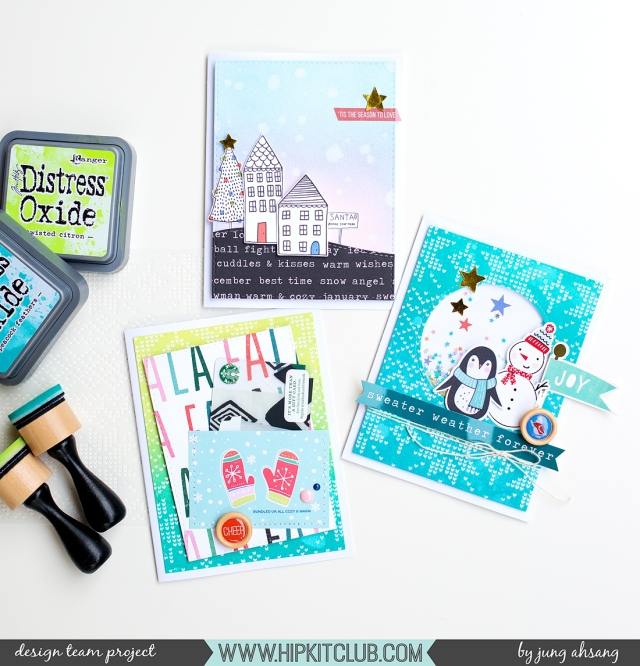 ahsang winter cards 1