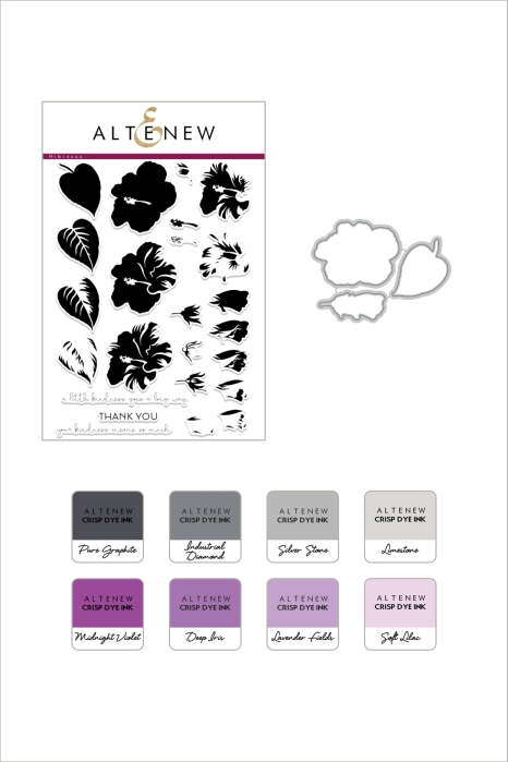 BAF Hibiscus and Ink Bundle