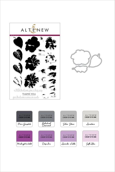 BAF Hibiscus and Ink Bundle