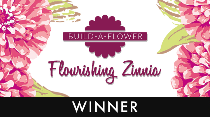 Flourishing Zinnia-BAF Winner